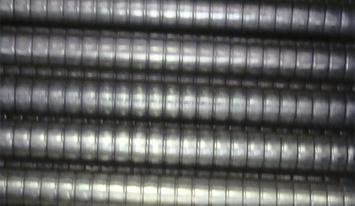 Профилированные трубы теплообменника открытый теплообменник