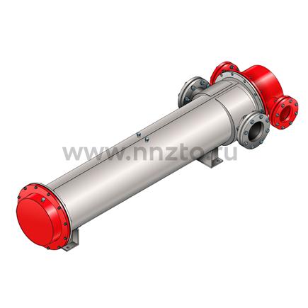 Водоводяной теплообменник что это Кожухотрубный испаритель WTK SCE 33 Серов