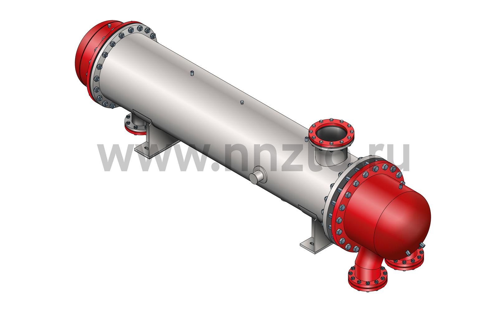 Водоводяной теплообменник судовой Уплотнения теплообменника КС 024 Кызыл